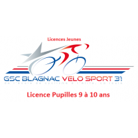 Licence Pupilles (9 - 10 ans)